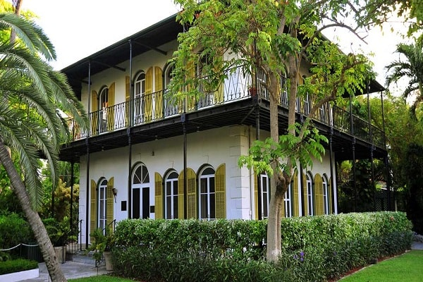 Ernest Hemingway House - Key West in Florida Keys