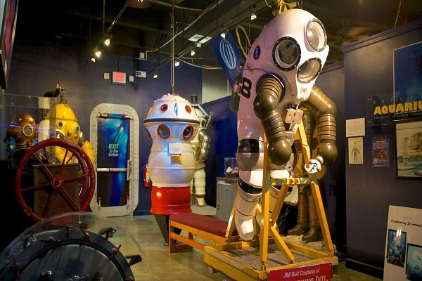 History of Diving Museum - Islamorada in Florida Keys
